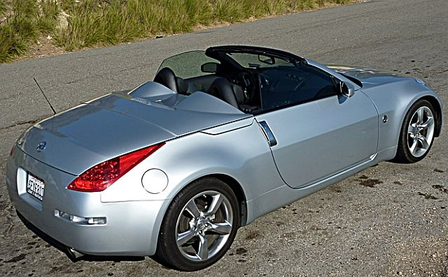 Our Nissan 350Z